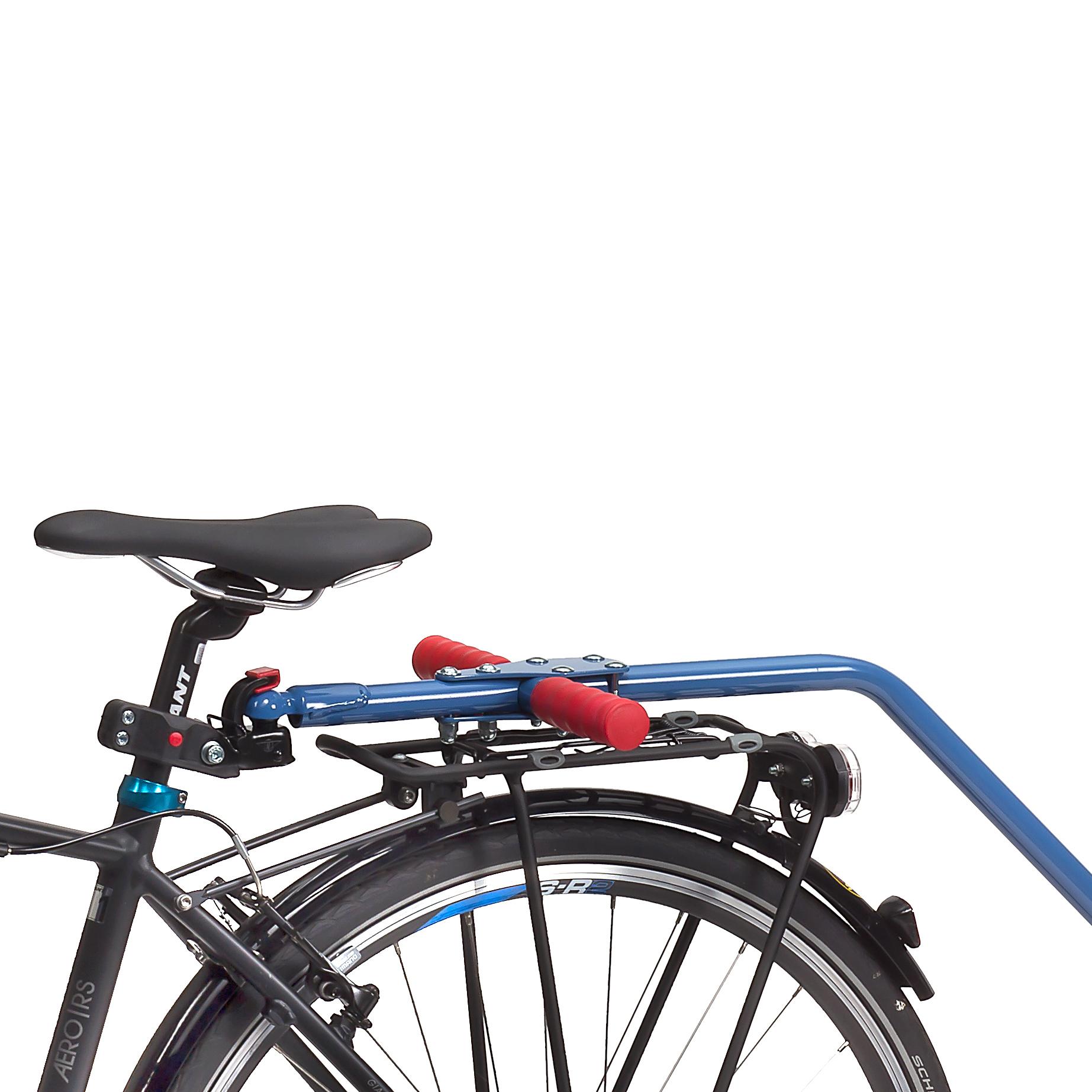 Fetra Fahrradkupplung für Handwagen, Nachrüst-Set 1298