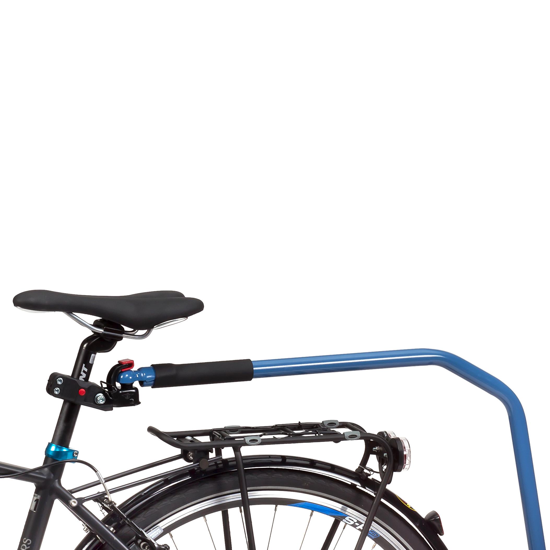 Fetra Fahrradkupplung für Handwagen, ab werk montiert 1297