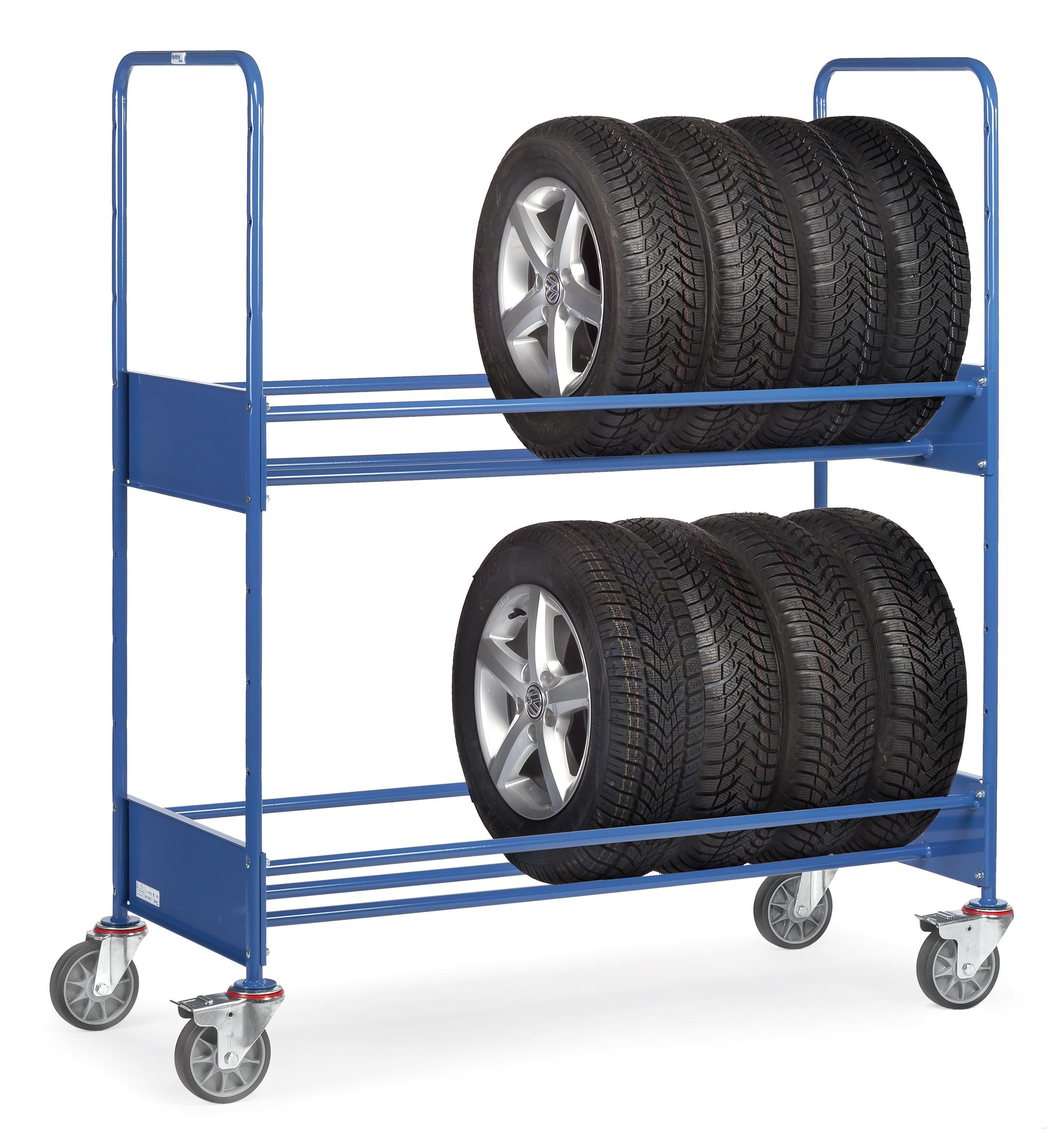 Fetra Reifenwagen mit 250 kg Tragkraft 4586