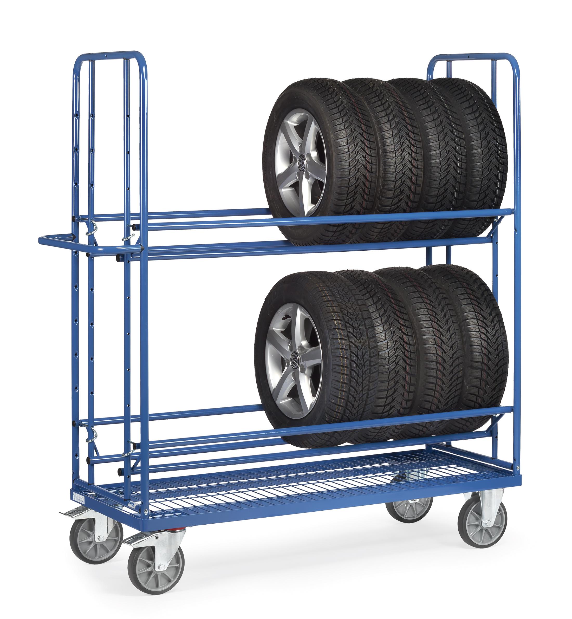 Fetra Reifenwagen mit 400 kg Tragkraft 4596