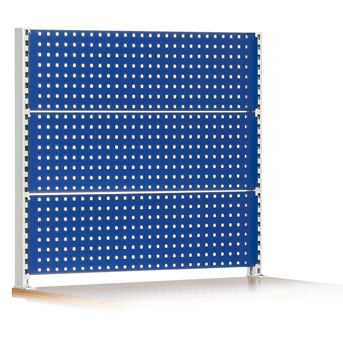Protaurus Multiwand 950 L3 mit 3 Lochplatten, 950mm hoch 49-1000