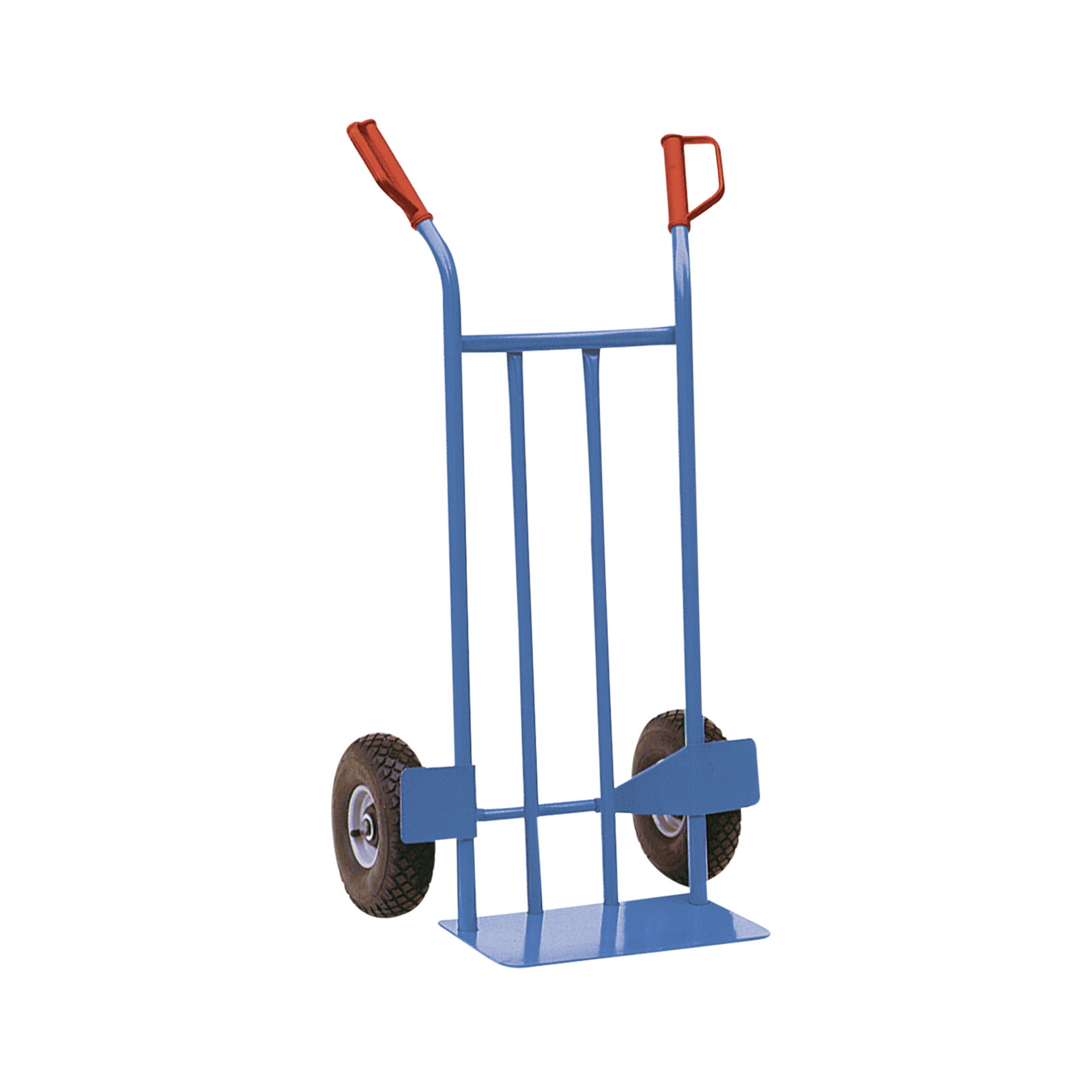 Schake Stahlrohrsackkarre 300kg Tragkraft 400x160mm Luftrad 51901