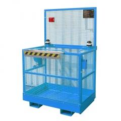 Bauer Arbeitsbühne MB-ST/T, lackiert, Lichtblau