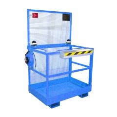 Bauer Arbeitsbühne MB-ST, lackiert, Lichtblau