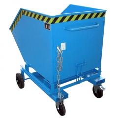Bauer Kastenwagen KW-ET 600, lackiert, Lichtblau