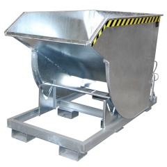 Bauer Kippbehälter BKM 100, feuerverzinkt