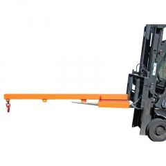 Bauer Lastarm LA 2400-1,0, lackiert, Gelborange