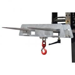 Bauer Lasthaken LH-II 2,5, feuerverzinkt