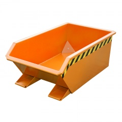 Bauer Mini-Kippbehälterr mit niedriger Bauhöhe