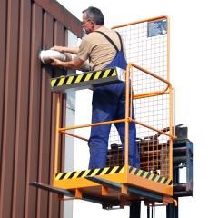Bauer Sicherheitskorb SIKO-M