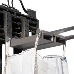 Bauer Traverse für Big-Bags TBB-E mit Einfahrtaschen