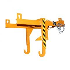 Bauer Traverse für Stapelkipper BKT 30, lackiert, Gelborange