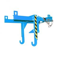 Bauer Traverse für Stapelkipper BKT 30, lackiert, Lichtblau