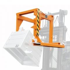 Bauer Traverse für Stapelkipper BST-U 30, lackiert, Gelborange