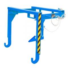 Bauer Traverse für Stapelkipper BST 30, lackiert, Lichtblau