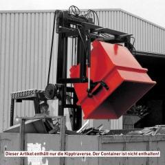 Bauer Traverse für Universalcontainer UCT