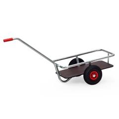 Fetra Handwagen mit Boden 700x400mm für Aussenbereich