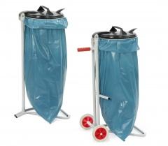 Fetra Abfallsammler mit Standfüßen oder Rädern