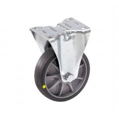 Fetra TPE-ESD Bockrolle, 125x32 mm Radgröße