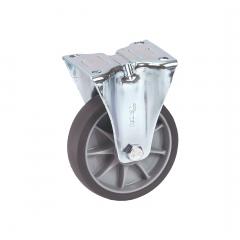 Fetra TPE Bockrolle, 125x32 mm Radgröße