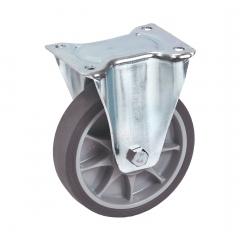 Fetra TPE Bockrolle 160x40 mm Radgröße