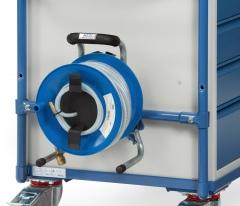 Fetra Druckluftschlauchtrommel 25m Schlauch-NW6
