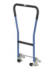 Fetra Einklink-Rohrschiebebügel für Paletten Fahrgestelle