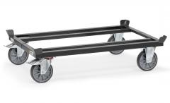 Fetra ESD-Paletten-Fahrgestell für Flachpaletten und Gitterboxen, elektrisch leitfähig