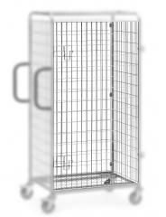 Fetra Flügeltür für Kommissionierwagen