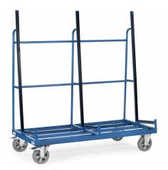 Fetra Glaswagen mit einsitiger Anlage