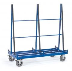 Fetra Glaswagen mit zweiseitiger Anlage
