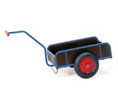 Fetra Handwagen mit Wänden, 250 mm hoch