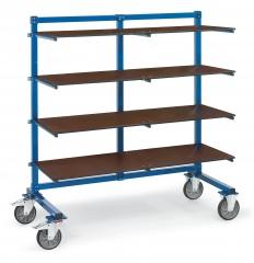 Fetra Holzboden für Tragarmwagen 4616