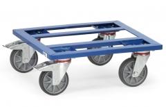 Fetra Kistenroller mit offenem Rahmen 500x500mm Ladefläche KF5