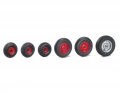 Fetra Luft-Räder, verschiedene Größen