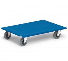 Fetra Möbelroller Vollgummi 500kg Tragkraft