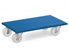 Fetra Möbelroller 2er-Set Polyamidräder 250kg Tragkraft