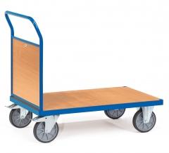 Fetra Multivario Stirnwandwagen mit Buchendekor 1200x800mm Ladefläche