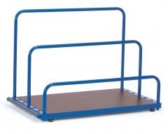 Fetra Plattenständer, 1200 kg Tragkraft (ohne Bügel)