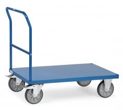 Fetra Multivario Schiebebügelwagen mit Blechplattform Baukasten-System