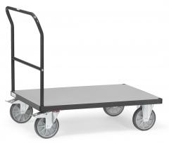 Fetra Schiebebügelwagen 500-600kg Tragkraft Grey Edition