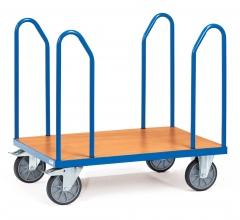 Fetra Multivario Seitenbügelwagen mit Buchendekor