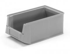 Fetra Sichtlagerkästen grau 350/300x210x145