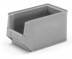Fetra Sichtlagerkästen grau 350/300x210x200