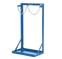 Fetra Stahlflaschen-Ständer für 2 Stahlflaschen 40-50 Ltr.