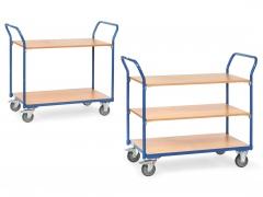 Fetra Tischwagen 250-400kg Tragkraft