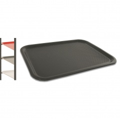 Kongamek Tabletts, Stückpreis 400x300x20mm in grau als Zubehör
