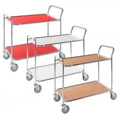 Kongamek Tischwagen mit 250kg Tragkraft und 850x508mm Ladefläche