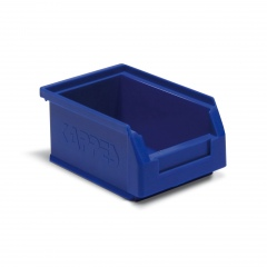 Protaurus Sichtlagerkasten Größe 6 in blau 230x140x130mm