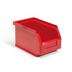 Protaurus Sichtlagerkasten Größe 6 in rot 230x140x130mm